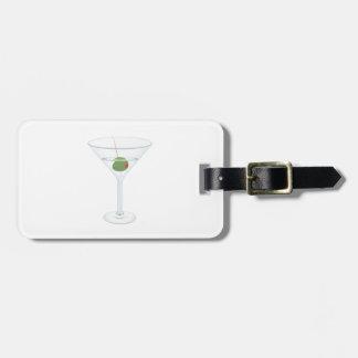 Vidrio de Martini Etiquetas Bolsas