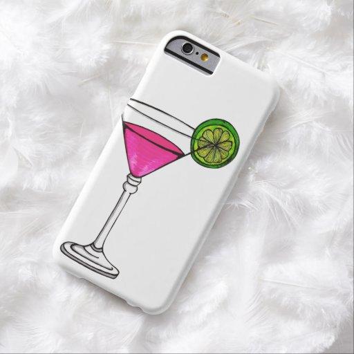 Vidrio de Martini Funda De iPhone 6 Barely There