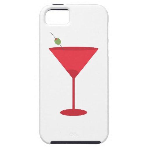 Vidrio de Martini iPhone 5 Carcasa