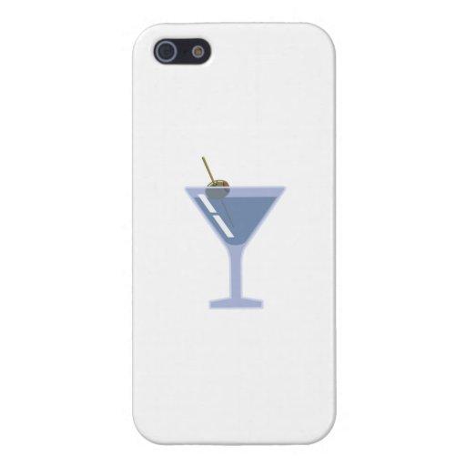 Vidrio de Martini iPhone 5 Cobertura