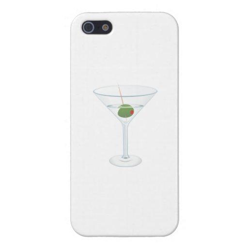 Vidrio de Martini iPhone 5 Cárcasa