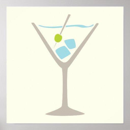 Vidrio de Martini Impresiones