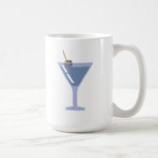 Vidrio de Martini Taza