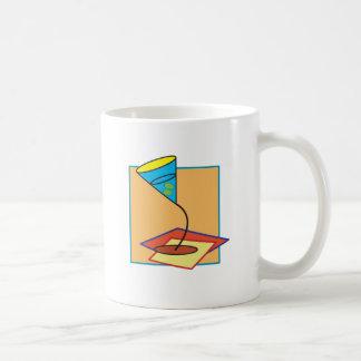 Vidrio de Martini Taza De Café