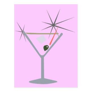 Vidrio de Partini Martini Postal