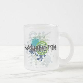 Vidrio de semitono de la taza de Washington del Gr