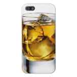 vidrio de whisky IPhone 5 casos iPhone 5 Carcasa