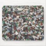 Vidrio del mar en la playa de cristal - Bermudas Alfombrillas De Raton