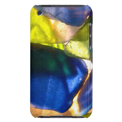 Vidrio del mar iPod touch cárcasa