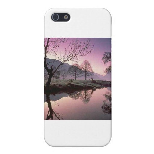Vidrio del río iPhone 5 protectores