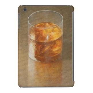 Vidrio del whisky 2010 funda de iPad mini