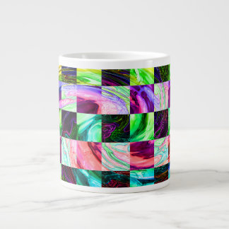 Vidrio espectral taza grande