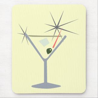 Vidrio Mousepad de Martini Alfombrillas De Ratones