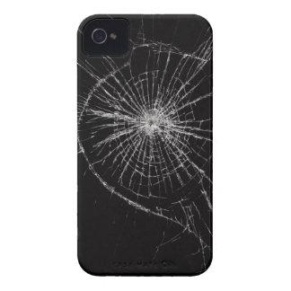 Vidrio quebrado Case-Mate iPhone 4 protectores
