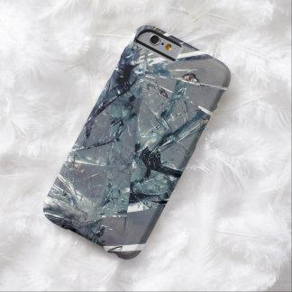 Vidrio quebrado funda barely there iPhone 6