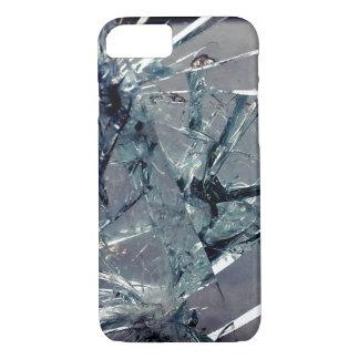 Vidrio quebrado funda iPhone 7