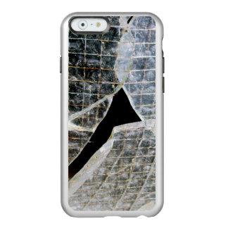 Vidrio quebrado funda para iPhone 6 plus incipio feather shine