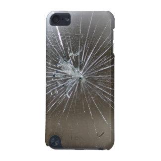 Vidrio quebrado funda para iPod touch 5G