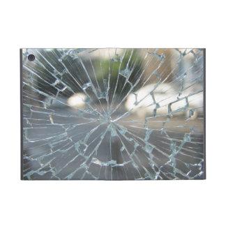Vidrio quebrado iPad mini protectores
