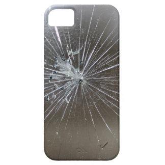 Vidrio quebrado iPhone 5 carcasas