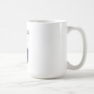 Vidrio semilleno taza