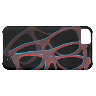 vidrios 3D Funda Para iPhone 5C