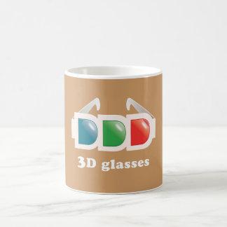 vidrios 3D Tazas