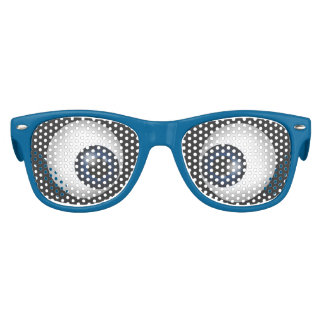 Vidrios bizcos lentes de fiesta