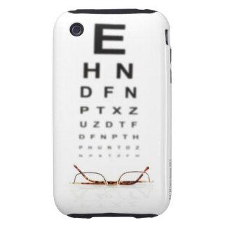 Vidrios de lectura funda resistente para iPhone 3