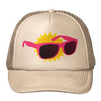 vidrios de sol gorras de camionero
