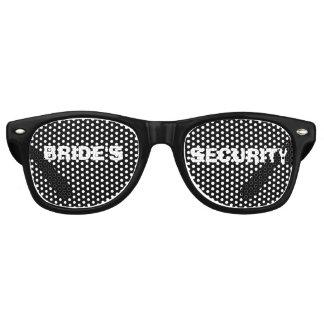 Vidrios del ojo del fiesta de la seguridad de la lentes de sol