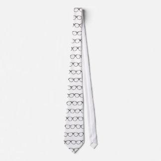 vidrios del vintage corbata personalizada