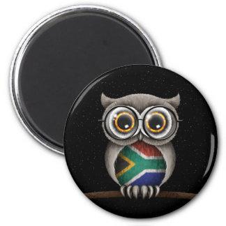 Vidrios que llevan del búho surafricano lindo de l