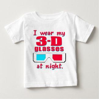 vidrios tridimensionales camiseta