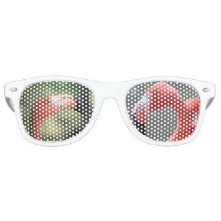 vidrios tropicales del agujerito del estilo lentes de sol