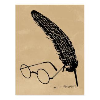 Vidrios y canilla del ™ de HARRY POTTER Postales