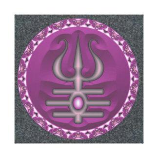 Vidya Yoga Canvas Print