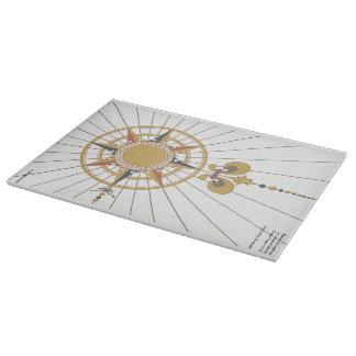 Viegas Wind Rose Cutting Board