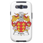 Vieira Family Crest Samsung Galaxy SIII Cover