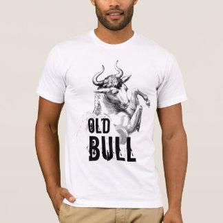 """Vieja Bull "" Playera"