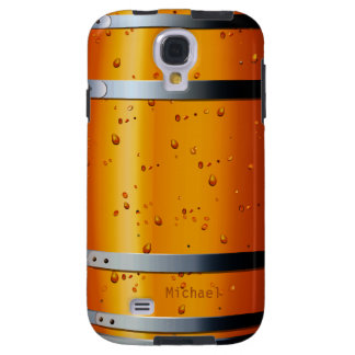 Vieja caja retra de la galaxia S4 del barril de ce Funda Para Galaxy S4