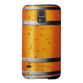Vieja caja retra de la galaxia S5 del barril de Carcasas Para Galaxy S5