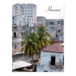 vieja de La Habana Tarjetas Postales