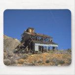 Vieja entrada de la mina alfombrilla de ratón