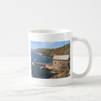 Vieja estación del bote salvavidas, península del taza de café