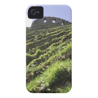 Vieja estructura en la parte superior de la colina iPhone 4 cárcasa