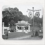 Vieja gasolinera, 1925 tapetes de ratón
