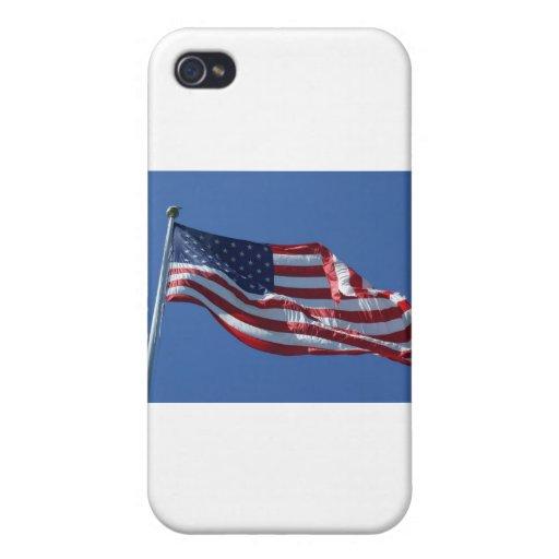 Vieja gloria iPhone 4 cárcasas