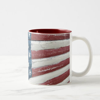 Vieja gloria tazas de café
