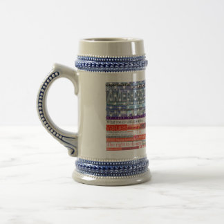 Vieja gloria taza de café